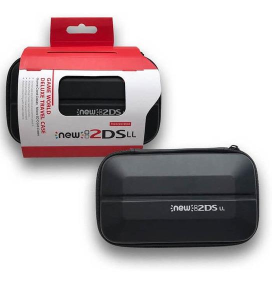 Capa Bag Protetora Nintendo For New 2ds Xl Ll Pronta Entrega