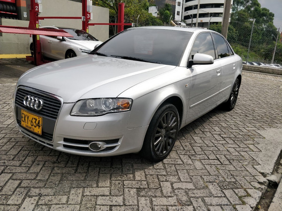Excelente Audi A4 Turbo Luxury At Full 2008 100000kms