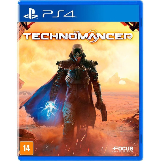 The Technomancer Ps4 Playstantion 4 Midia Física