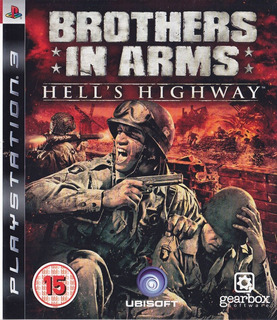 Brothers In Arms Hells Highway ~ Ps3 Digital Español