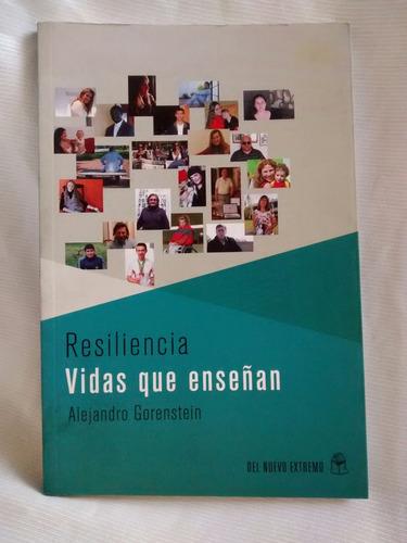 Imagen 1 de 6 de Resiliencia Vidas Que Enseñan Alejandro Gorenstein