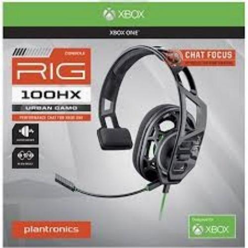 Fone De Ouvido Camuflado Xbox One , Ps4 Rig 100 Hx Novo
