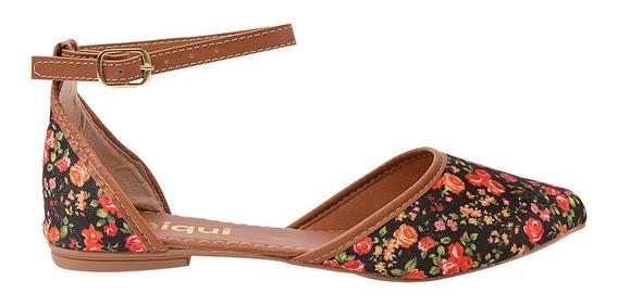 Sapatilha Sapato Feminina Chiquiteira Chiqui/5436