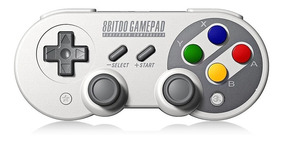 Controle 8bitdo Sf30 Pro - Switch, Pc, Android