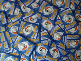 Lote Ex - 50 Cartas Pokemon Com Ex Garantida
