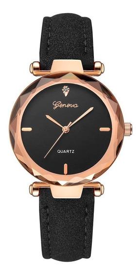 Geneva 2019 Relógios De Luxo Mulheres Analógico Diamante