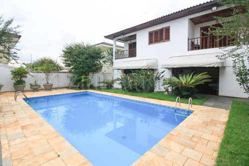 Imagem 1 de 15 de Casa - Alto De Pinheiros - Ref: 130763 - V-130763