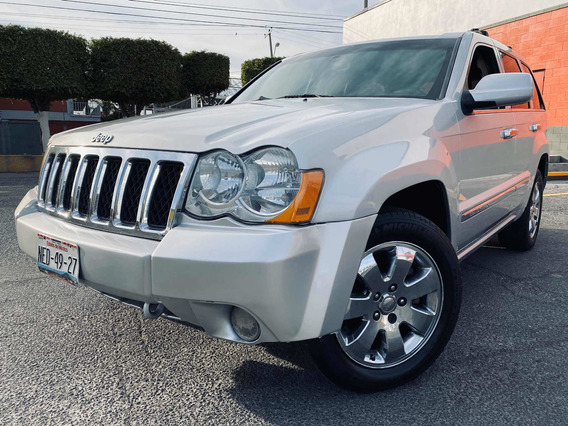 Jeep Grand Cherokee Overland Limited 2008 Autos Puebla