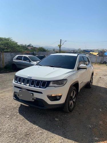 Jeep Compass 2018 2.0 Longitude Flex Aut. 5p