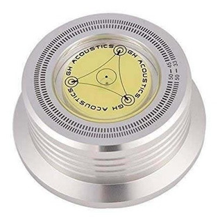 Fosa Record Estabilizador De Peso, 50hz Peso Turntable Disc
