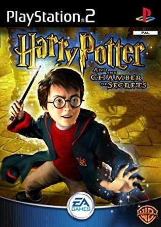 Harry Potter And The Chamber Of Secrets Jogo De Ps2