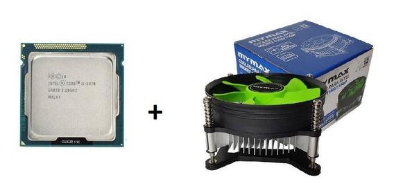 Processador Intel Core I5 3470 3.2ghz + Coole + Nfe