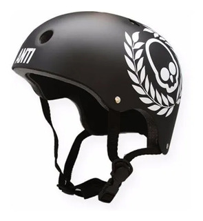 Antifashion Casco Skate Bmx Roller Derby Patineta Antif156