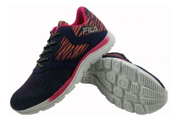 Zapatillas Fila Elevate Kids Running Niña 782441 Empo2000