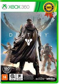 Jogo Xbox 360 Destiny Dvd Original Lacrado Promoção.
