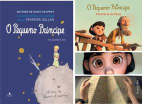 Kit 2 Livros O Pequeno Príncipe Antoine De Saint - Exupéry