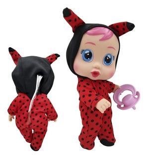 Muñecas Bebes Llorones Con Sonidos Juguete Niñas Ma-2201