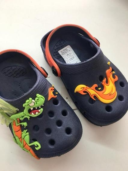 Croc Infantil Plugt
