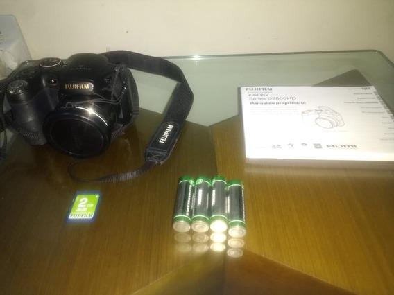 Máquina Fotográfica Fujifilm Semi Profissional
