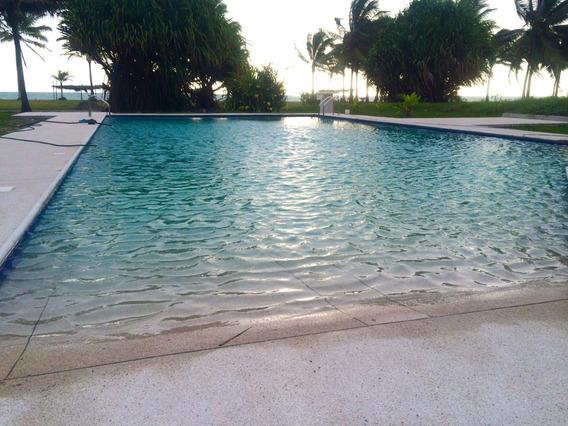 Caseron Espectacular Con Piscina En La Playa Mas Paradisiaca