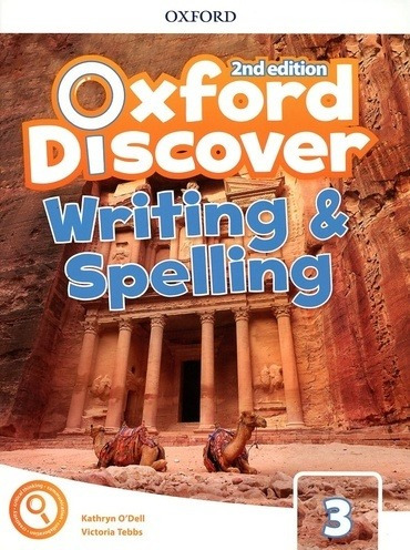 Oxford Discover (2/ed.) 3 - Writing & Spelling - Kathryn, Vi