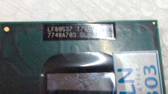 Processador Intel ® Core 2 Duo T7300 Lf80537 2,0ghz - 12303