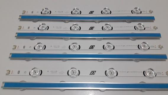 Kit Led Lg 39lb5800 39lb5600 39lb6500 Aluminio Novas
