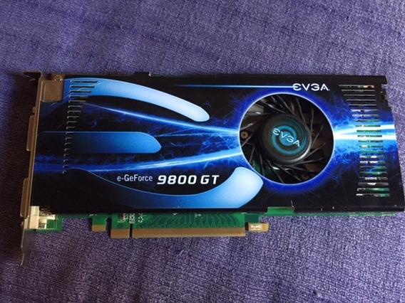 Evga Corporation Nvidia Geforce 9800 Gt 512-p3-n976-ar 512p3
