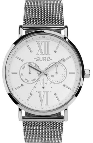 Relógio Euro Feminino Multi Glow Eu6p29ahf/3k