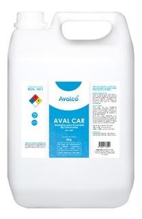 Shampoo Para El Lavado De Carrocerías Aval Car Bd 5 Kg