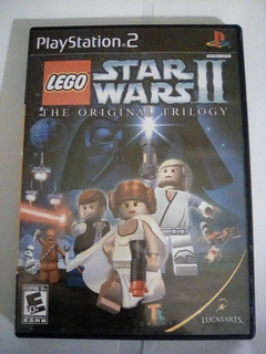 Lego Star Wars 2, Ps2