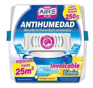 Antihumedad Aire Pur Iberia Involcable X 250 Gr