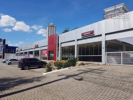Salão Para Alugar, 1000 M² Por R$ 38.000,00/mês - Cambuí - Campinas/sp - Sl0658