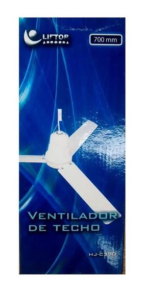 Ventilador Techo 700mm