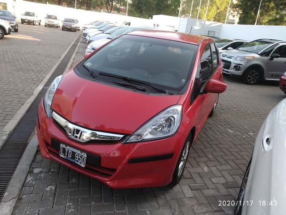 Honda Fit 1.4 Lx-l At 100cv L09 - Darc Autos Usados