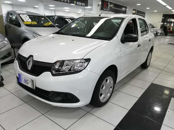 Renault Logan 1.0 12v Authentique Sce 4p 2020