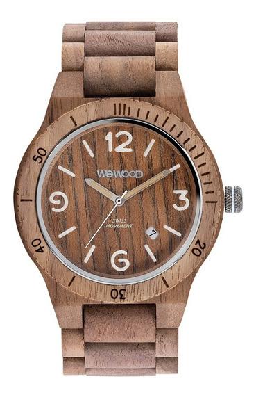 Relógio, Wewood, Alpha Sw Nut Rough