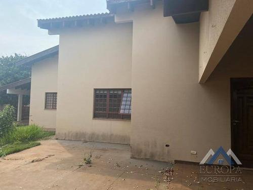 Imagem 1 de 15 de Casa Com 2 Dormitórios À Venda, 156 M² Por R$ 330.000,00 - Parque Industrial José Belinati - Londrina/pr - Ca1211