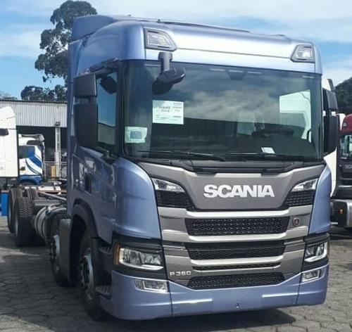 Imagem 1 de 5 de Scania P360 8x2 2021 0km (entrada+parcelas)