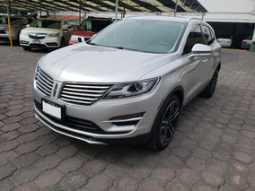 Lincoln Mkc Reserve 2017 Impecable !!!!!!!