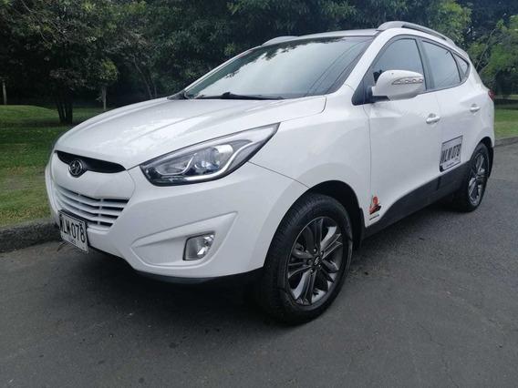 Hyundai Tucson Ix 35 2016 Mt 2.0cc