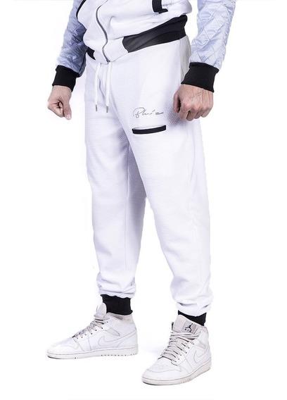 Pantalón Hombre Chupin Blanco Billionz, Kmtk Store