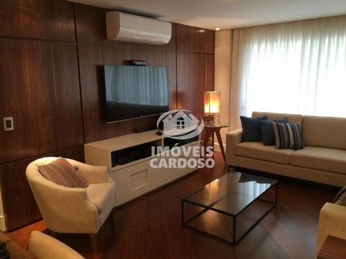 Imagem 1 de 1 de Apartamento Com 3 Dormitórios À Venda, 175 M² - Paraíso - São Paulo/sp - Ap17785
