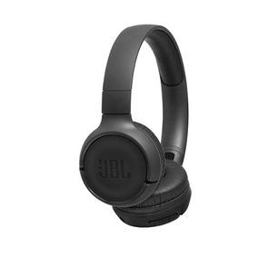 Fone De Ouvido Jbl Pure Bass Tune 500 Bluetooth Preto