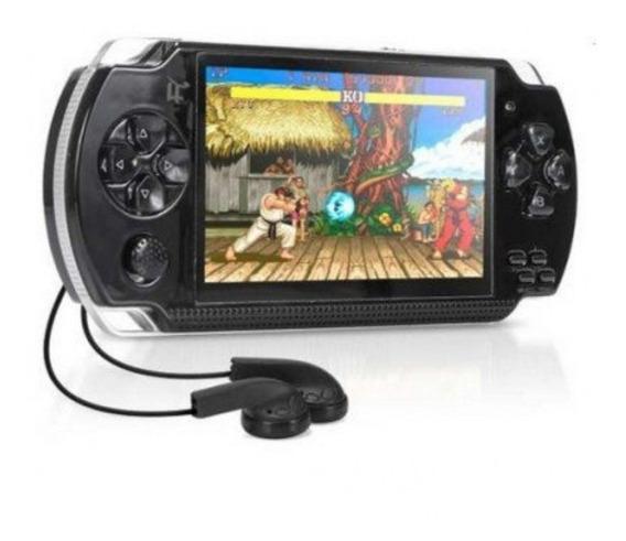 Game Portátil Mini Tipo Psp 10000 Jogo Ebook Mp3 Rádio Tv Fm