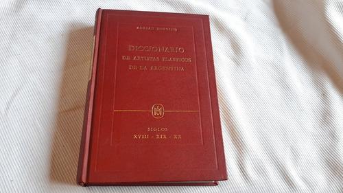 Diccionario De Artistas Plasticos A Merlino Siglos 18 19 20