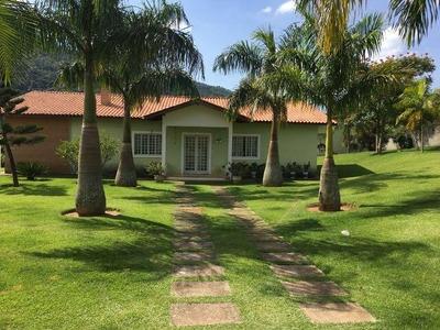 Chácara Com 6 Dormitórios À Venda, 5028 M² Por R$ 975.000 - Caceia - Mairiporã/sp - Ch0026