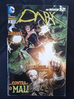 Hq Dark N ° 2 Agosto 2012 Dc Comics