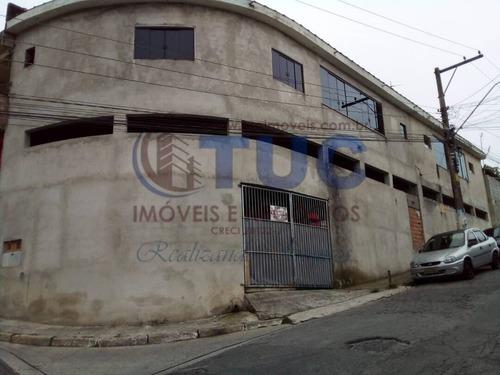 Imagem 1 de 15 de Sobrado C/02 Casas De 4 Cômodos + Salão Comercial Ou 6 Vgs-alvarenga -sbc - 9131