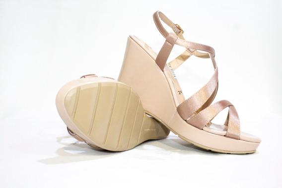 Sandalia Plataforma Cataleya 5242 Maquillaje Para Dama
